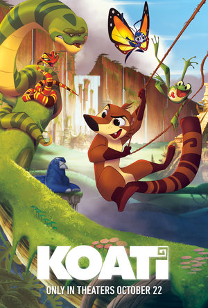 Мультфильм «Коати: Сердце джунглей» (2021)