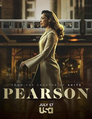 Серіал «Пірсон» (2019)