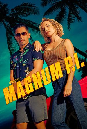 Серіал «Приватний детектив Магнум» (2018 – ...)