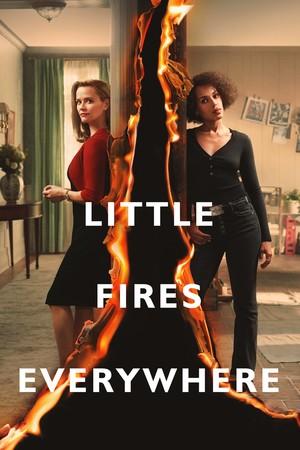 Серіал «Усюди жевріють пожежі» (2020)
