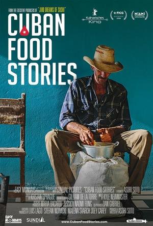 Фільм «Cuban Food Stories» (2018)