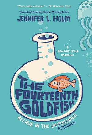 Мультфильм «The Fourteenth Goldfish»