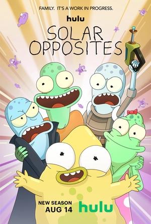 Серіал «Сонячні протилежності» (2020 – ...)