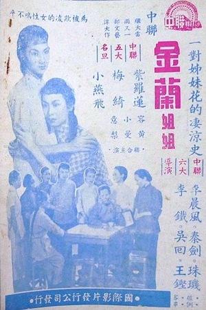 Фільм «Jin lan zi mei» (1954)