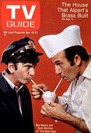 Серіал «The Good Guys» (1968 – 1970)
