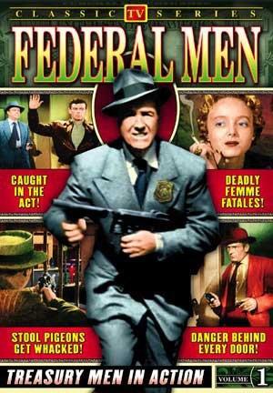 Сериал «Treasury Men in Action» (1950 – 1955)
