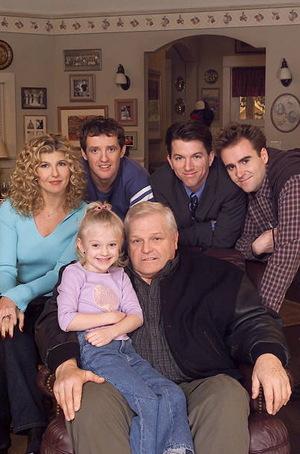 Сериал «The Fighting Fitzgeralds» (2001)