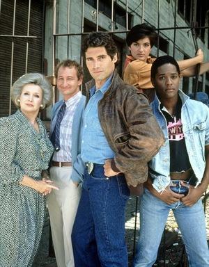Серіал «Downtown» (1986 – 1987)