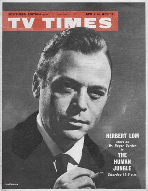 Сериал «The Human Jungle» (1963 – 1964)
