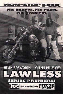 Сериал «Lawless» (1997)
