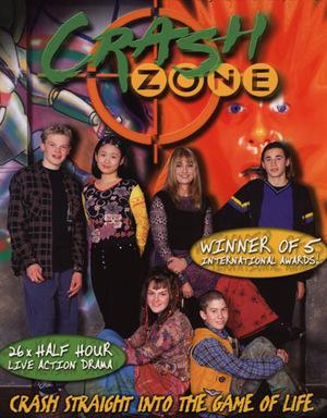 Серіал «Crash Zone» (1999 – 2001)