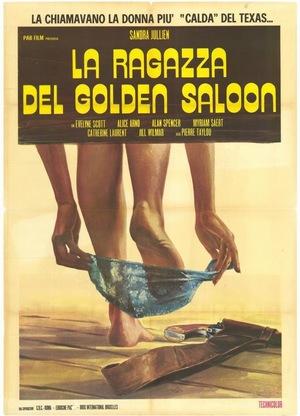 Фильм «Les filles du Golden Saloon» (1975)