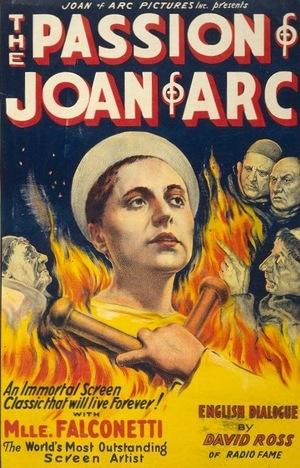 Фільм «Страсті Жанни д'Арк» (1928)