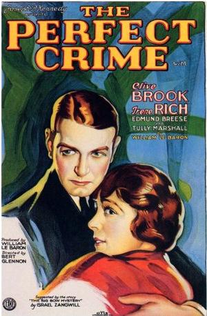 Фільм «The Perfect Crime» (1928)