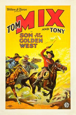 Фільм «Сын золотого Запада» (1928)