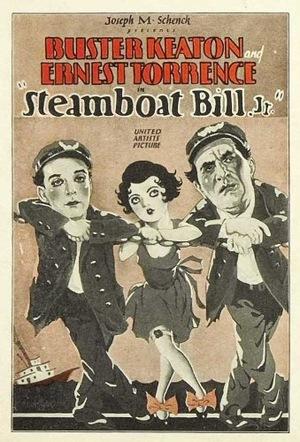 Фільм «Пароплав Білл молодший» (1928)