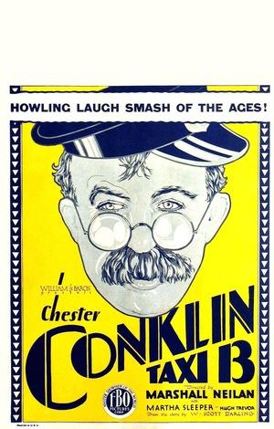 Фільм «Такси 13» (1928)