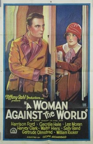 Фільм «Женщина против мира» (1928)