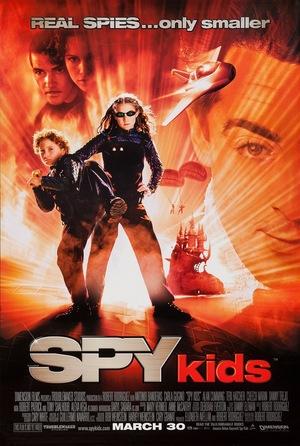 Фільм «Діти шпигунів» (2001)