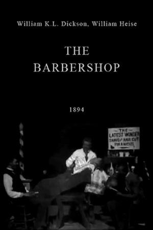 Фільм «Мужская парикмахерская» (1894)