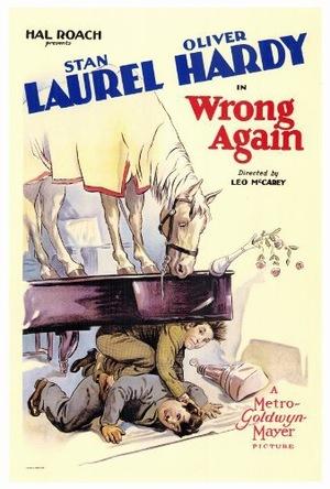 Фильм «Опять ошибка!» (1929)