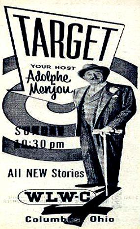 Сериал «Target» (1958)
