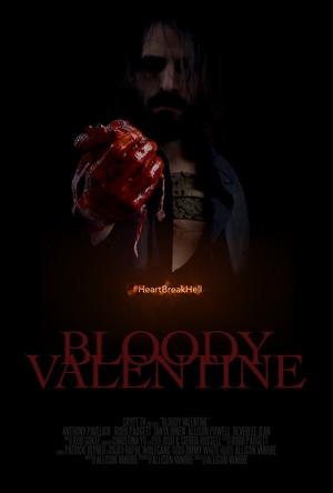 Фильм «Bloody Valentine» (2017)