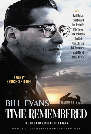 Фільм «Bill Evans/Time Remembered» (2015)