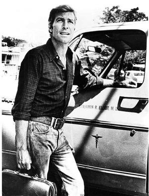 Серіал «Doc Elliot» (1973 – 1974)
