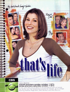 Сериал «Это жизнь» (2000 – 2002)