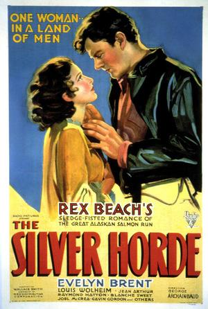 Фільм «Серебряная стая» (1930)