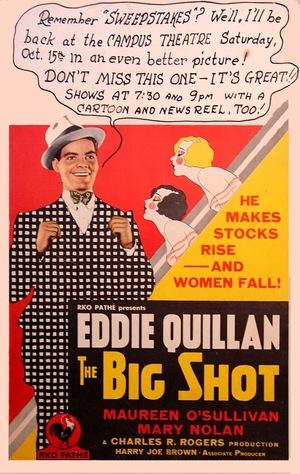 Фільм «The Big Shot» (1931)