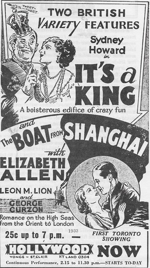 Фильм «Chin Chin Chinaman» (1931)