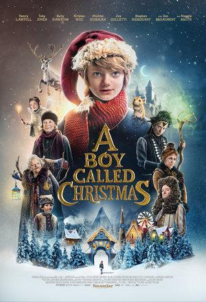 Фильм «Мальчик по имени Рождество» (2021)