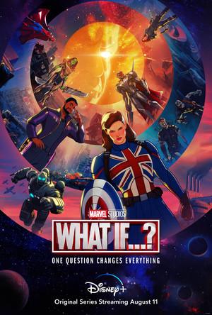 Серіал «Що, якщо...?» (2021 – ...)