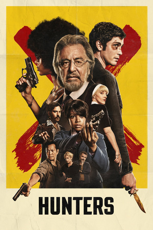 Сериал «Охотники» (2020 – ...)