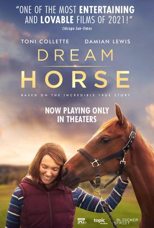 Фільм «Омріяний кінь» (2020)