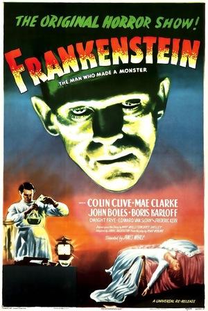 Фільм «Франкенштейн» (1931)