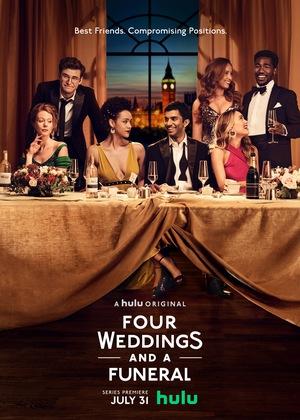 Серіал «Чотири весілля та похорон» (2019)