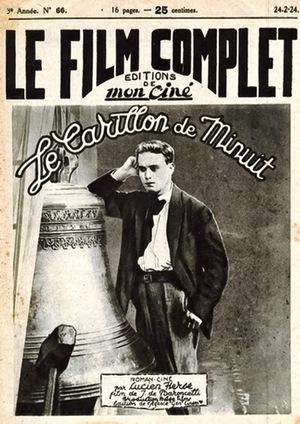 Фільм «Le carillon de minuit» (1922)