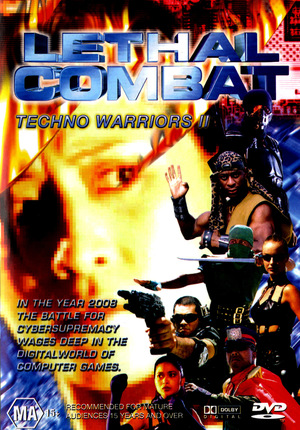Фільм «Технобойцы 2: Смертельная битва» (1999)