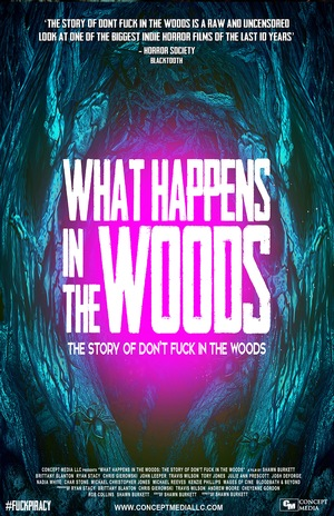 Фільм «What Happens In The Woods: The story of Don't Fuck In The Woods» (2019)