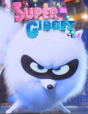 Мультфільм «Супер Гиджет» (2019)