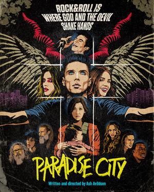 Серіал «Парадайз-Сити» (2021 – ...)