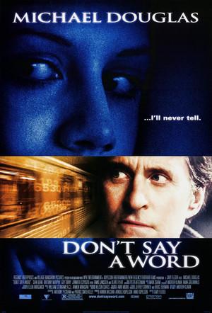 Фільм «Не говори ні слова» (2001)