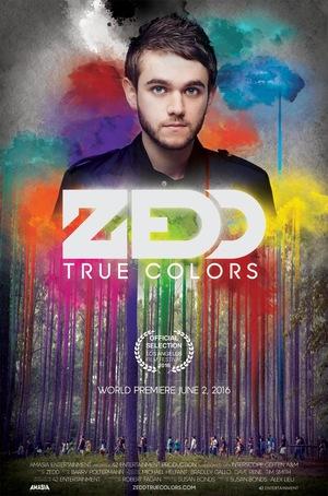Фільм «Zedd True Colors» (2016)