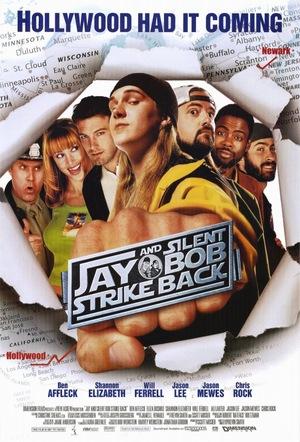 Фільм «Джей і Мовчазний Боб наносять удар у відповідь» (2001)