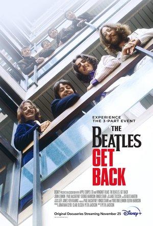 Фильм «The Beatles: Вернись» (2021)