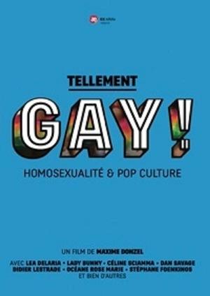 Сериал «Tellement Gay! Homosexualité et pop culture» (2015)