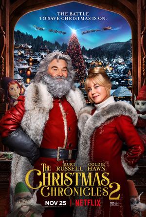 Фільм «Різдвяні хроніки 2» (2020)